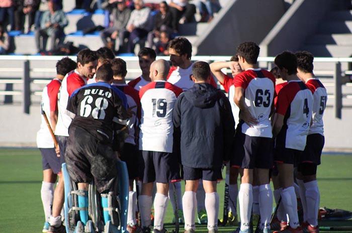 MDQ 06 Hockey Club venció a SAG Lomas de Zamora y sigue sumando