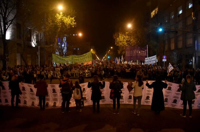 Las exigencias a nivel local de la marcha #NiUnaMenos