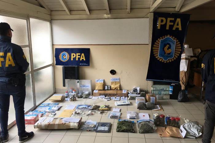Desbaratan banda narco en Mar del Plata: 10 personas detenidas