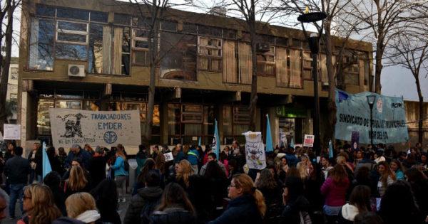 Bonificación docente: municipales anunciaron paro y movilización