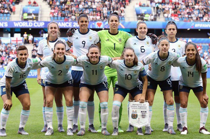 Francia 2019: Argentina hizo un gran partido pero no pudo con Inglaterra