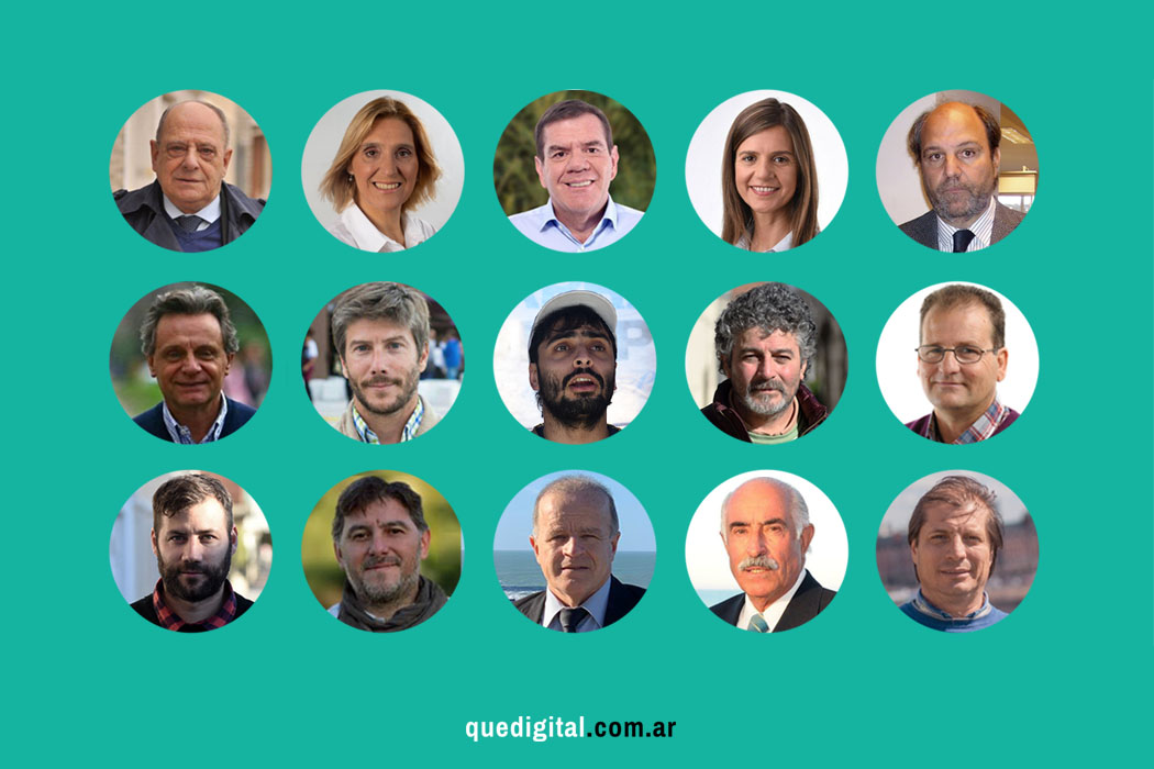 Elecciones 2019: los precandidatos en Mar del Plata