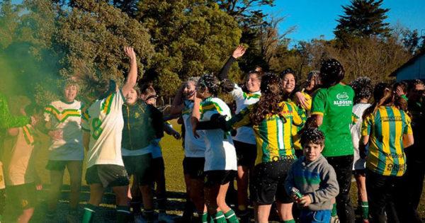 Reconocimiento de Affeba para las mejores del Torneo Apertura