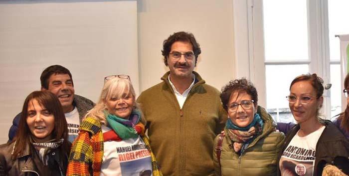 Hundimientos: inauguraron el Centro de Asistencia del Puerto