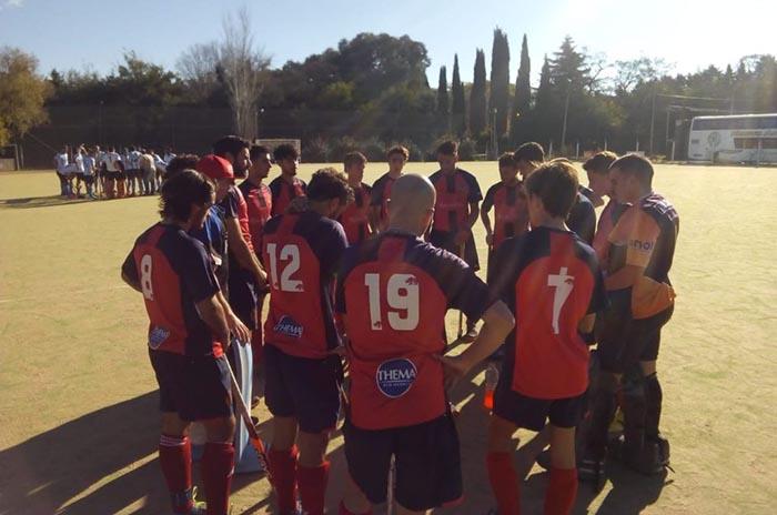 MDQ 06 Hockey Club venció a EFI Lobos y quedó como escolta