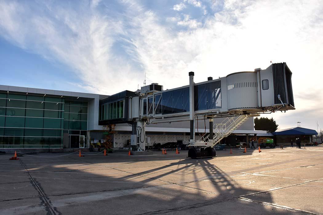 """Ampliación del Aeropuerto: """"Hemos cumplido los plazos propuestos"""""""