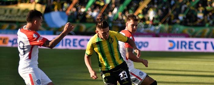 Aldosivi hace su presentación en la Superliga ante Estudiantes