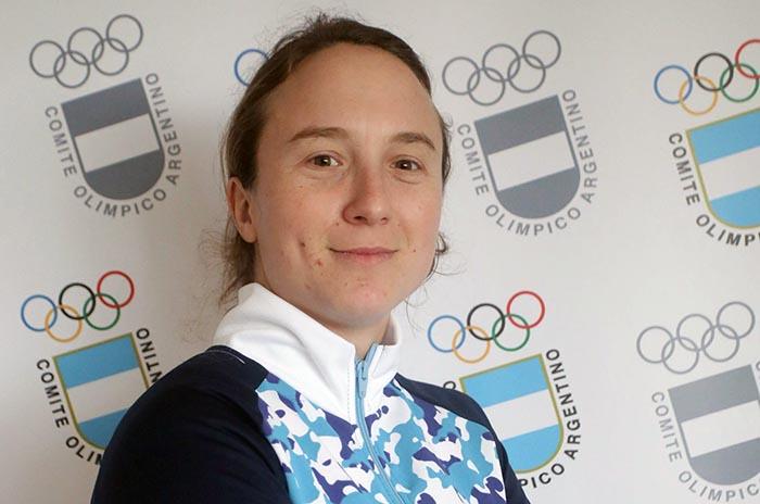 Panamericanos: Antonella Falcione debutó con triunfo en el squash