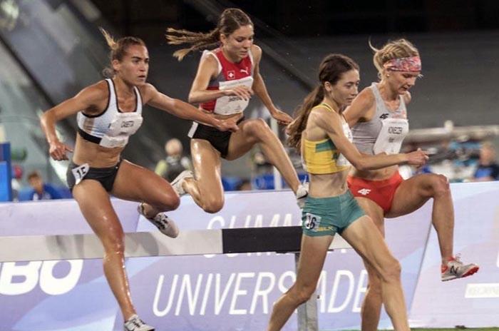 Florencia Borelli y Belén Casetta, al Mundial de Atletismo
