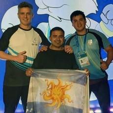 Mundial de Pesas Paralímpico: David Coronel, tercero en su grupo