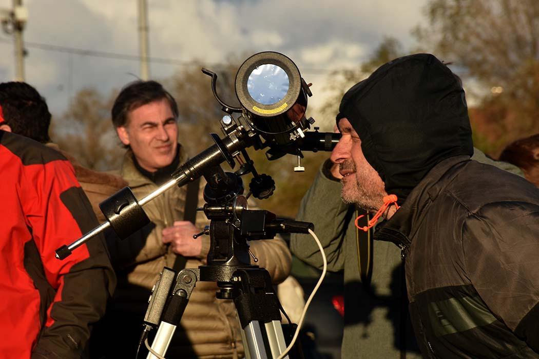 Un ciclo de astronomía en Mar del Plata, para ver el cielo desde otra perspectiva