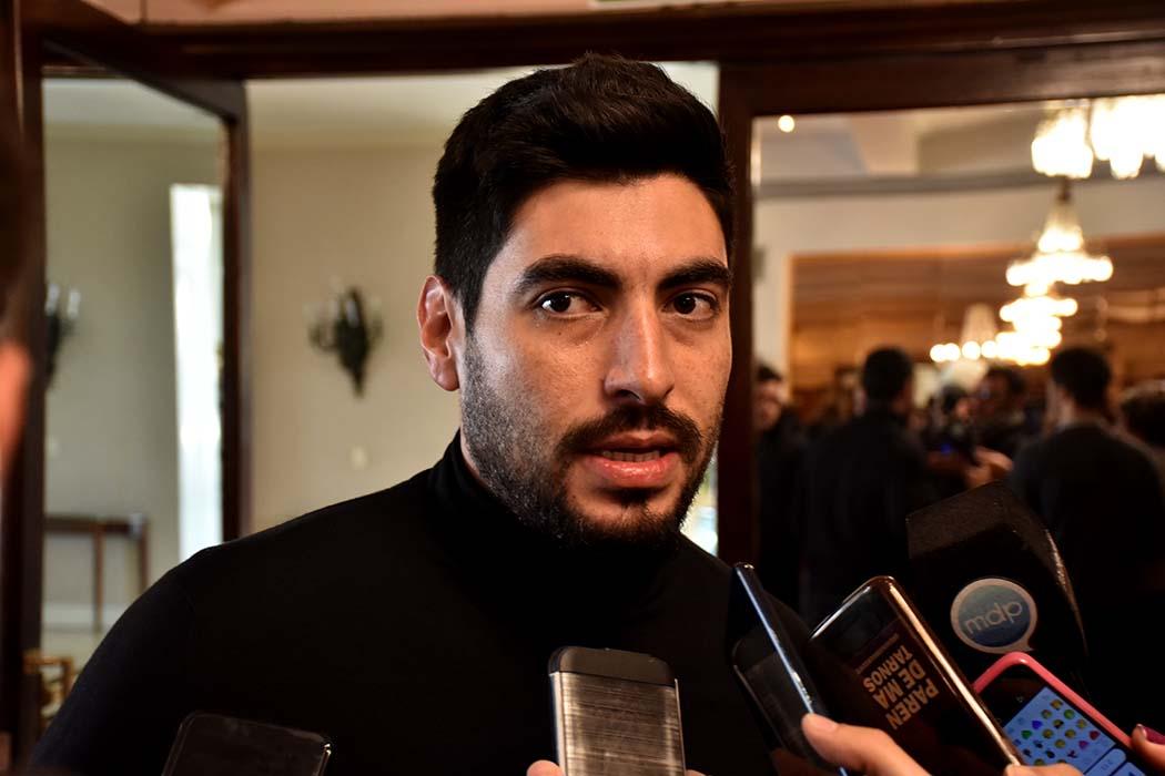 Alvarado: Facundo Moyano vuelve al club y será el vicepresidente primero