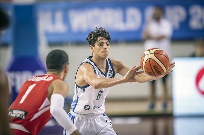Mundial U19: Argentina no pudo con Puerto Rico y cayó en octavos