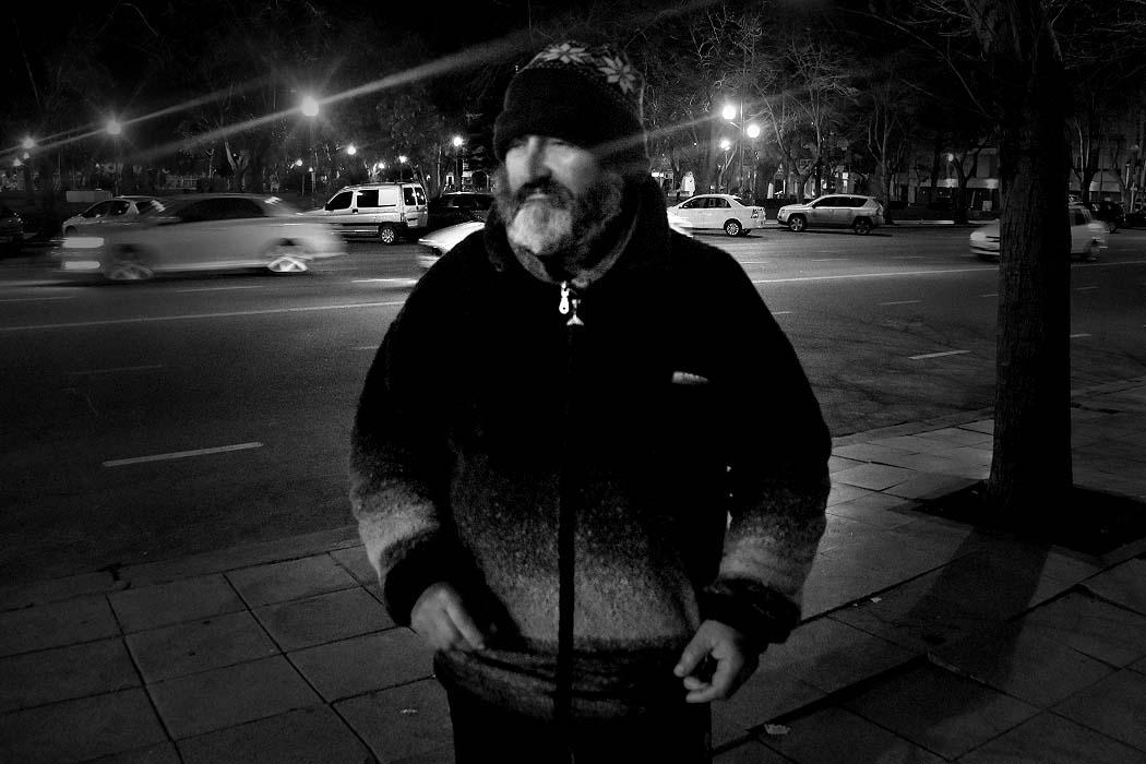 Situación de calle: una historia de desarraigo, adicción y asistencia
