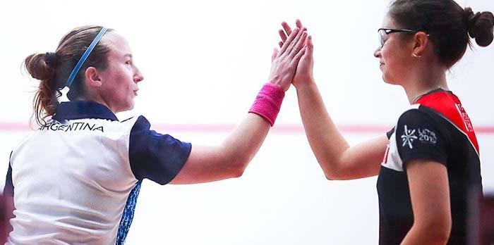 Panamericanos: Falcione y Romiglio, eliminados en squash