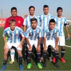 Fútbol 7: Los Tigres cayeron con Estados Unidos e irán por el 7° puesto