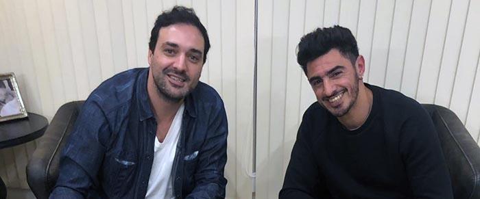 Aldosivi sumó a Román Martínez y Lucas Villalba renovó su contrato