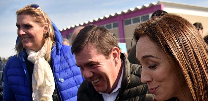 """Vidal: """"Los marplatenses pueden elegir a dos buenos candidatos"""""""