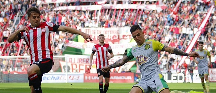 Superliga: Aldosivi debutó con derrota ante Estudiantes