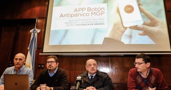 El gobierno lanza una aplicación que funciona como botón antipánico