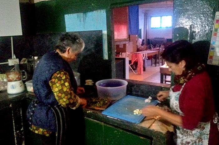 Las Heras: piden ayuda para un comedor que acaba de cumplir 20 años