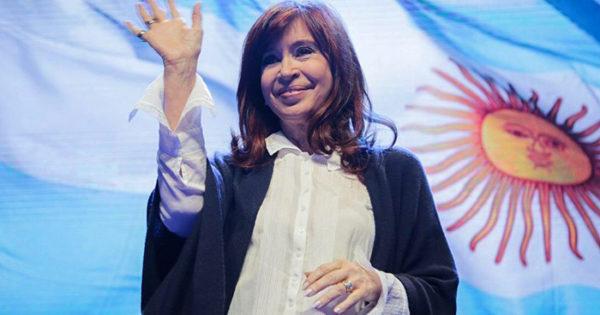 """Cristina Kirchner presentó """"Sinceramente"""" en Mar del Plata"""