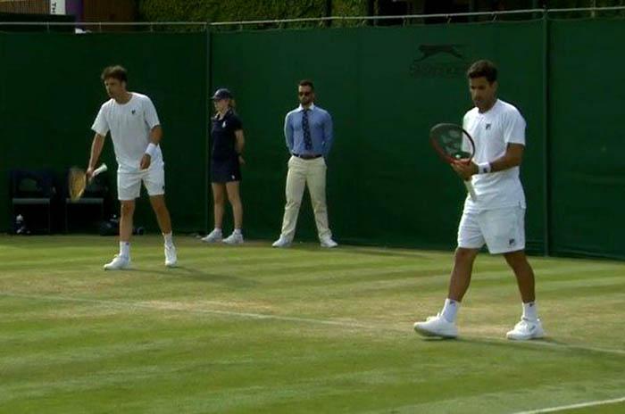 Wimbledon: Horacio Zeballos y Máximo González, a octavos de final