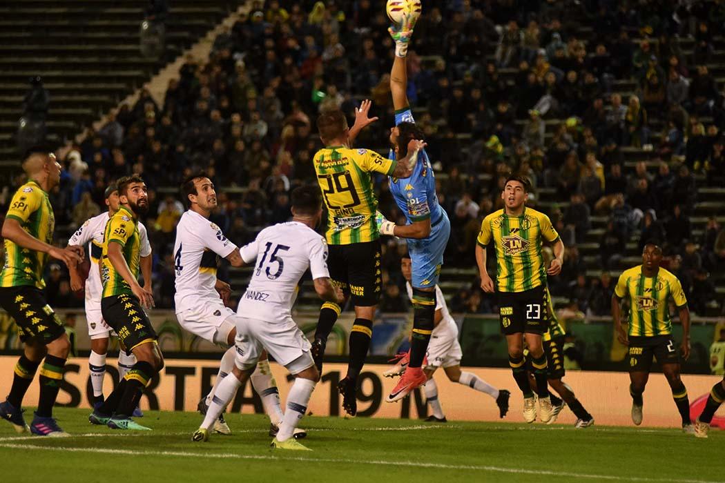 Aldosivi visita a Boca en busca de su primer triunfo en la Superliga