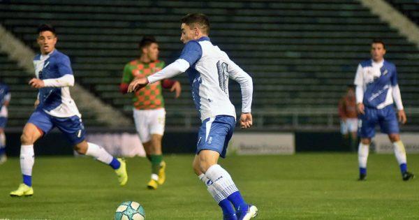 Alvarado cierra el semestre con altas posibilidades de clasificarse a la Copa Argentina