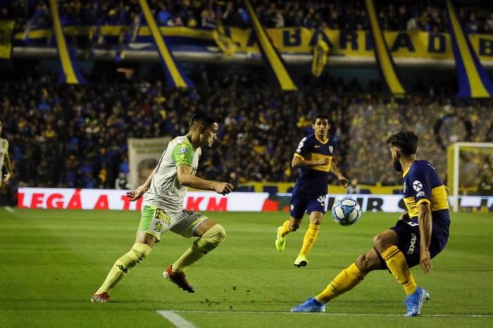 Superliga: Aldosivi no pudo con Boca y perdió en la Bombonera