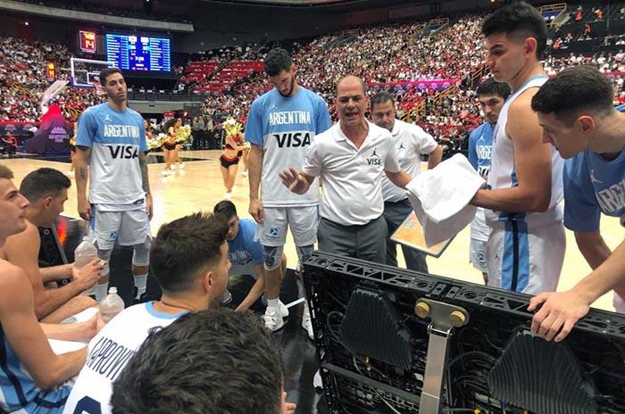 Básquet: Argentina venció a Japón en un amistoso previo al Mundial