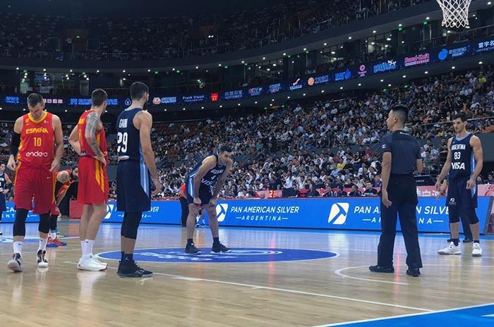 Argentina cayó ante España en el último amistoso previo al Mundial