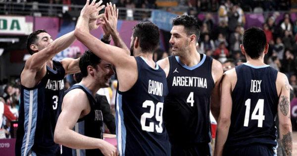 Lima 2019: oro para Garino y Vildoza con la selección de básquet