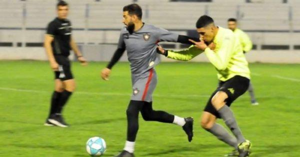 Círculo Deportivo se midió ante Santamarina de cara al Federal A