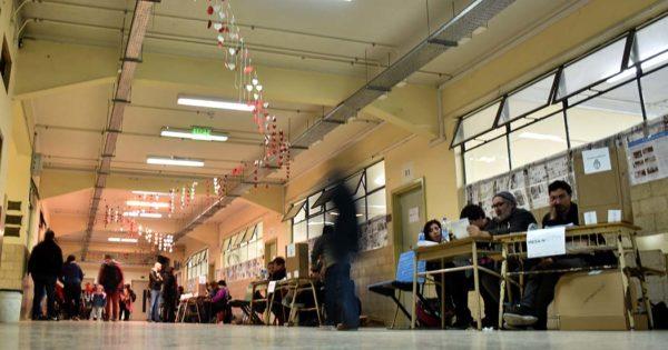 Tras las elecciones, el lunes habrá clases en la mayoría de las escuelas de Mar del Plata