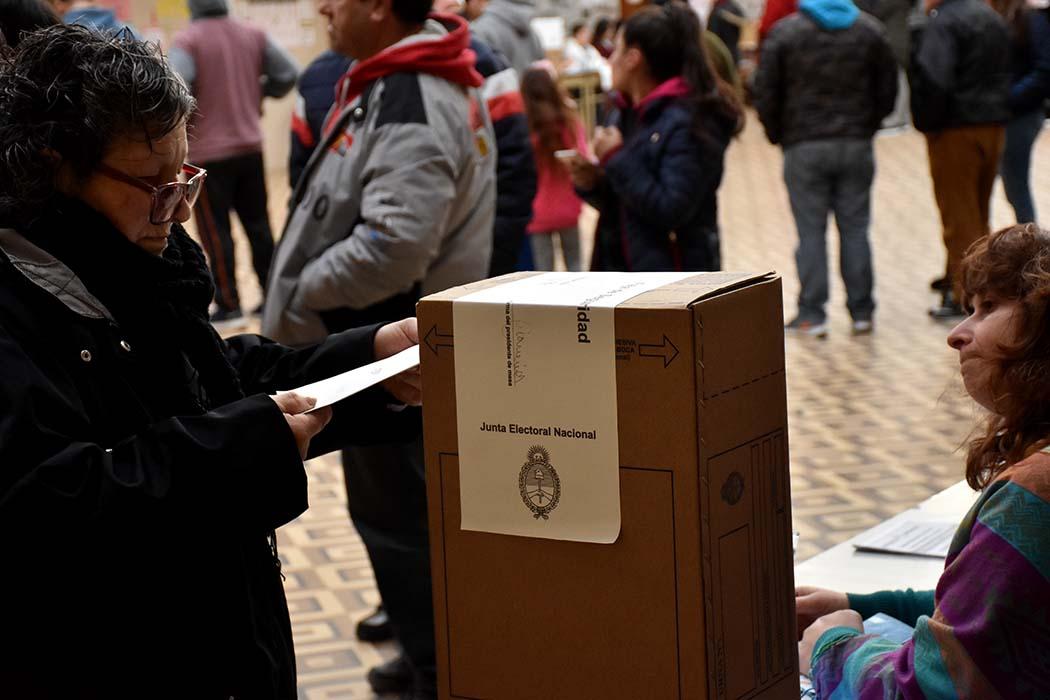 En Mar del Plata, votó el 82% del padrón electoral