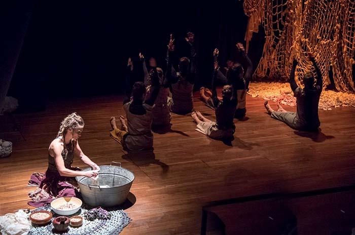 """""""El teatro es nuestra trinchera, es donde resistimos y transformamos"""""""