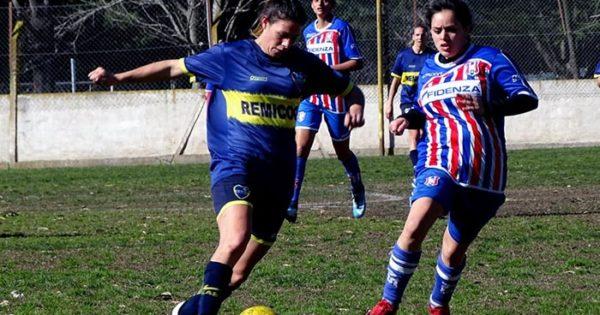 Se disputó la primera fecha del fútbol femenino de la Liga Marplatense