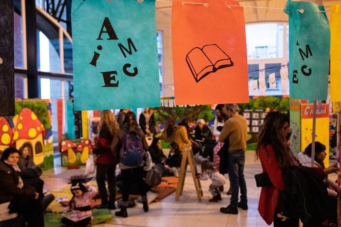 Unas 20 mil personas pasaron por la Feria del Libro Infantil y Juvenil