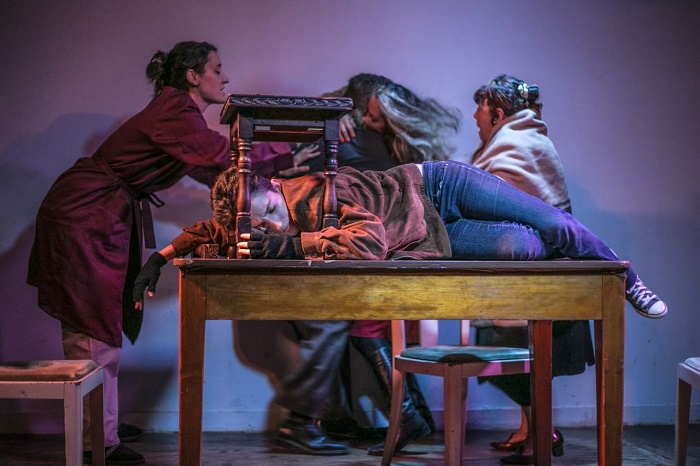 Festival de Teatro Independiente prensa