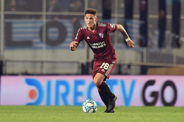 Lucas Martínez Quarta, convocado a la Selección Argentina