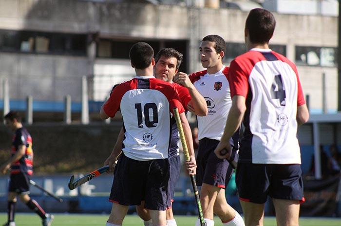 """Importante goleada de MDQ 06 Hockey Club en el Metropolitano """"B"""""""