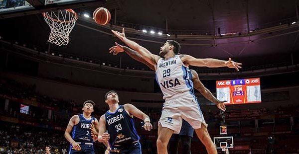 Argentina empezó el Mundial con un gran triunfo sobre Corea