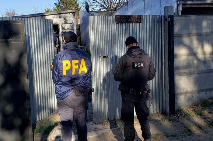 """Operación """"Zeus"""": cuatro detenidos por venta de drogas"""