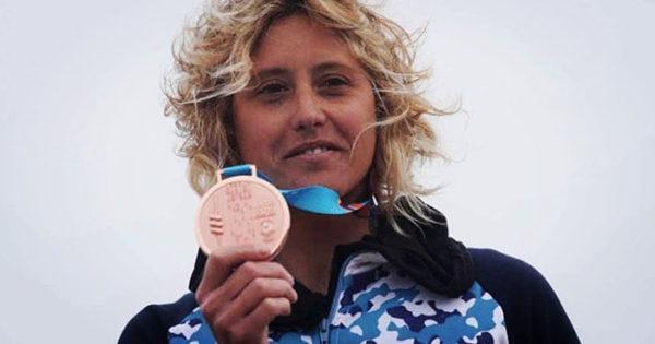 Lima 2019: Ornella Pellizzari se quedó con la medalla de bronce