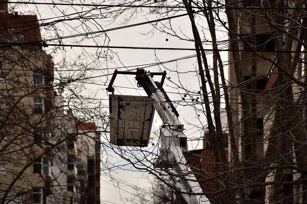 Cuatro zonas de Mar del Plata se quedarán sin luz este miércoles