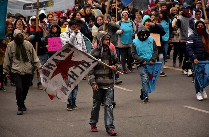 PROTESTA MOVILIZACION MTR  BARRIOS DE PIE  (10)