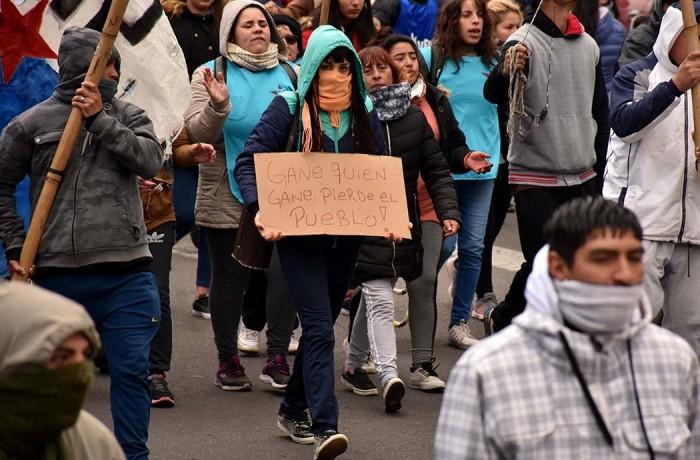 PROTESTA MOVILIZACION MTR  BARRIOS DE PIE  (3)