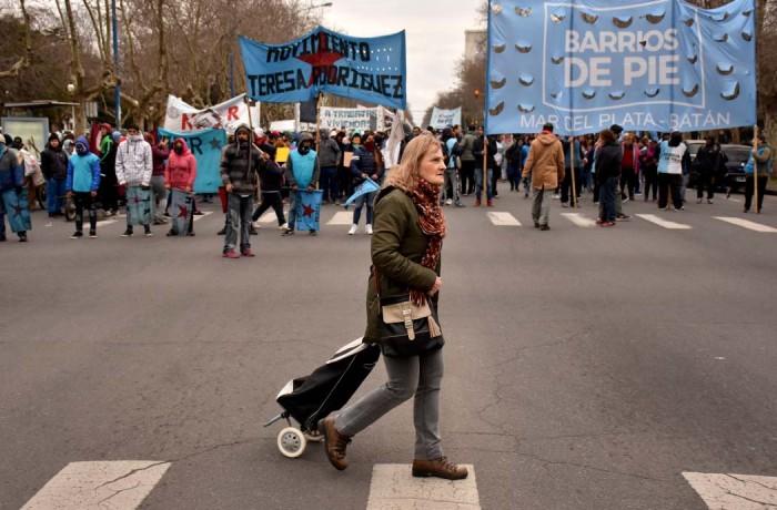 PROTESTA MOVILIZACION MTR  BARRIOS DE PIE  (4)