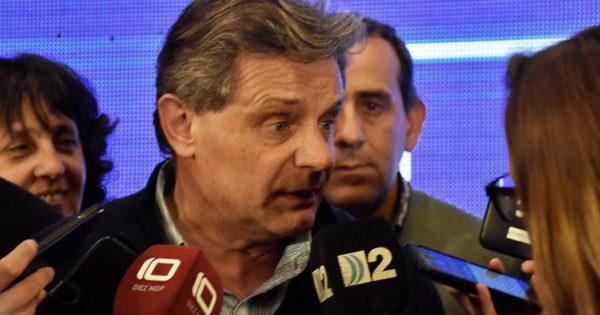Pulti descartó un posible acuerdo con Raverta de cara a octubre